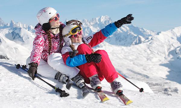 Reinigung Ski- und Regenbekleidung
