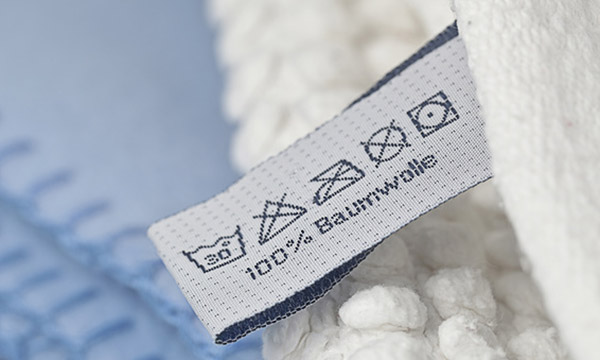 Leitgeb Textilpflege Pflegesymbole