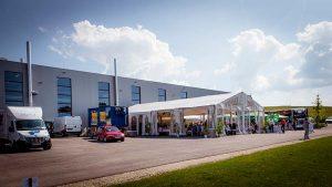 Eröffnung Zentrale Eberschwang